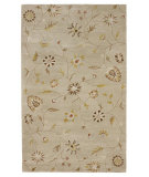 RugStudio presents 828 Ellington Collection EL11 Cream Hand-Tufted, Good Quality Area Rug