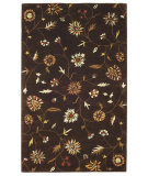 RugStudio presents 828 Ellington Collection EL12 Brown Hand-Tufted, Good Quality Area Rug