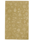 RugStudio presents 828 Ellington Collection EL15 Light Brown Hand-Tufted, Good Quality Area Rug