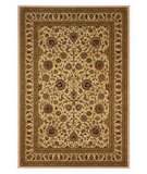 RugStudio presents 828 Greenville Collection 1-1004-71 Antique Ivory with Antique Ivory Border Machine Woven, Good Quality Area Rug
