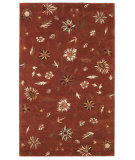 RugStudio presents 828 Ellington Collection EL01 Red Hand-Tufted, Good Quality Area Rug