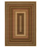 RugStudio presents 828 Laguna Collection LG04 Multi Machine Woven, Good Quality Area Rug