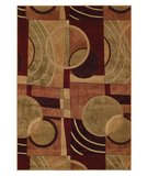 RugStudio presents 828 Laguna Collection LG05 Multi Machine Woven, Good Quality Area Rug