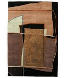RugStudio presents 828 Tibetan Collection TIB60 Multi Hand-Knotted, Good Quality Area Rug