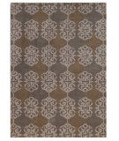 RugStudio presents Addison And Banks Hand Tufted AB04 Silver Gray Hand-Tufted, Good Quality Area Rug