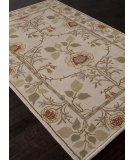 RugStudio presents Addison And Banks Hand Tufted AB15 Antique White Hand-Tufted, Good Quality Area Rug