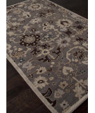 RugStudio presents Addison And Banks Hand Tufted AB18 Liquorice Hand-Tufted, Good Quality Area Rug