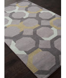 RugStudio presents Addison And Banks Hand Tufted AB60 Medium Gray Hand-Tufted, Good Quality Area Rug