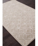 RugStudio presents Addison And Banks Hand Tufted AB67 Silver Gray Hand-Tufted, Good Quality Area Rug