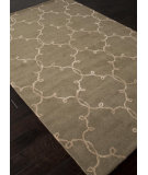 RugStudio presents Addison And Banks Hand Tufted AB68 Grape Green Hand-Tufted, Good Quality Area Rug