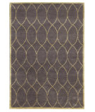 RugStudio presents Addison And Banks Hand Tufted AB72 Liquorice Hand-Tufted, Good Quality Area Rug