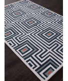RugStudio presents Addison And Banks Hand Tufted AB74 Navy Hand-Tufted, Good Quality Area Rug