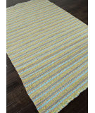 RugStudio presents Addison And Banks Naturals Abr0733 Miami Blue Sisal/Seagrass/Jute Area Rug