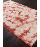RugStudio presents Addison And Banks Flat Weave Abr0737 Coral Flat-Woven Area Rug
