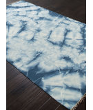 RugStudio presents Addison And Banks Flat Weave Abr0738 Denim Blue Flat-Woven Area Rug