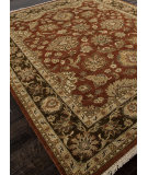 RugStudio presents Addison And Banks Hand Knotted Abr0742 Rust Hand-Knotted, Best Quality Area Rug