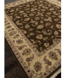 RugStudio presents Addison And Banks Hand Knotted Abr0743 Cocoa Brown Hand-Knotted, Best Quality Area Rug