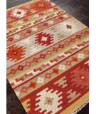 RugStudio presents Addison And Banks Flat Weave Abr0017 Oatmeal Flat-Woven Area Rug