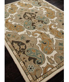 RugStudio presents Addison And Banks Hand Hooked Abr0022 Cashew Hand-Hooked Area Rug