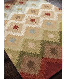 RugStudio presents Addison And Banks Hand Hooked Abr0026 Beige Hand-Hooked Area Rug