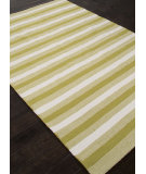 RugStudio presents Addison And Banks Indoor-Outdoor Abr0773 Lime Flat-Woven Area Rug