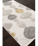 RugStudio presents Addison And Banks Hand Tufted Abr0784 White Hand-Tufted, Good Quality Area Rug