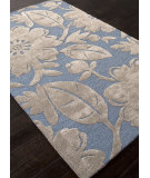 RugStudio presents Addison And Banks Hand Tufted Abr0790 Aegean Blue Hand-Tufted, Good Quality Area Rug