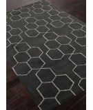 RugStudio presents Addison And Banks Hand Tufted Abr0794 Liquorice Hand-Tufted, Good Quality Area Rug