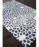 RugStudio presents Addison And Banks Hand Tufted Abr0796 White Hand-Tufted, Good Quality Area Rug