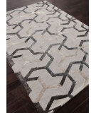 RugStudio presents Addison And Banks Hand Tufted Abr0798 Antique White Hand-Tufted, Good Quality Area Rug