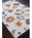 RugStudio presents Addison And Banks Hand Tufted Abr0803 Antique White Hand-Tufted, Good Quality Area Rug