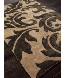 RugStudio presents Addison And Banks Hand Tufted Abr0071 Tan / Deep Charcoal Hand-Tufted, Best Quality Area Rug