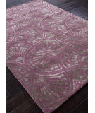 RugStudio presents Addison And Banks Hand Tufted Abr0073 Crushed Berry Hand-Tufted, Best Quality Area Rug
