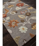 RugStudio presents Addison And Banks Hand Tufted Abr0082 Grey Hand-Tufted, Best Quality Area Rug