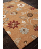 RugStudio presents Addison And Banks Hand Tufted Abr0083 Pumpkin Hand-Tufted, Best Quality Area Rug