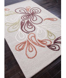 RugStudio presents Addison And Banks Hand Tufted Abr0090 Silver Hand-Tufted, Best Quality Area Rug
