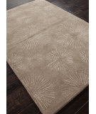 RugStudio presents Addison And Banks Hand Tufted Abr0817 Dark Taupe Hand-Tufted, Good Quality Area Rug