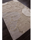 RugStudio presents Addison And Banks Hand Tufted Abr0097 Silver Hand-Tufted, Best Quality Area Rug