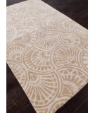 RugStudio presents Addison And Banks Hand Tufted Abr0101 Antique White / Beige Hand-Tufted, Best Quality Area Rug