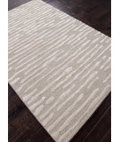 RugStudio presents Addison And Banks Hand Tufted Abr0111 Ice Blue / Dark Ivory Hand-Tufted, Best Quality Area Rug