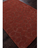 RugStudio presents Addison And Banks Hand Tufted Abr0124 Navajo Red Hand-Tufted, Best Quality Area Rug