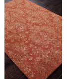 RugStudio presents Addison And Banks Hand Tufted Abr0129 Orange Rust Hand-Tufted, Best Quality Area Rug