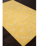 RugStudio presents Addison And Banks Hand Tufted Abr0826 Bright Yellow Hand-Tufted, Good Quality Area Rug