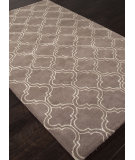 RugStudio presents Addison And Banks Hand Tufted Abr0827 Dark Gray Hand-Tufted, Good Quality Area Rug