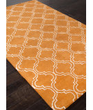 RugStudio presents Addison And Banks Hand Tufted Abr0829 Sun Orange Hand-Tufted, Good Quality Area Rug