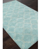 RugStudio presents Addison And Banks Hand Tufted Abr0831 Aruba Blue Hand-Tufted, Good Quality Area Rug