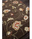 RugStudio presents Addison And Banks Hand Tufted Abr0132 Brown Hand-Tufted, Better Quality Area Rug