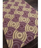 RugStudio presents Addison And Banks Hand Tufted Abr0135 Amethyst Hand-Tufted, Better Quality Area Rug