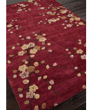 RugStudio presents Addison And Banks Hand Tufted Abr0139 Red Hand-Tufted, Better Quality Area Rug