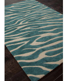 RugStudio presents Addison And Banks Hand Tufted Abr0146 Smoke Blue Hand-Tufted, Better Quality Area Rug